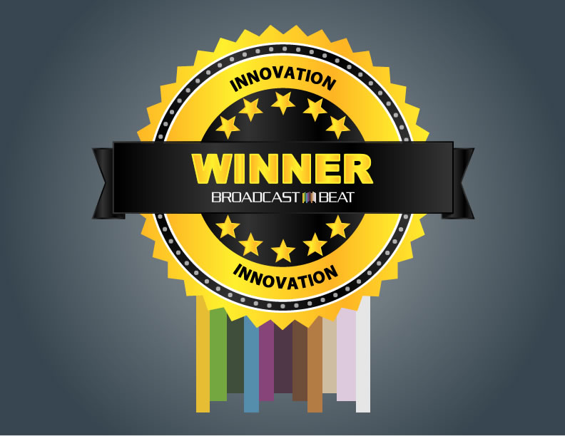 Broadcast Beat Innovation Award
